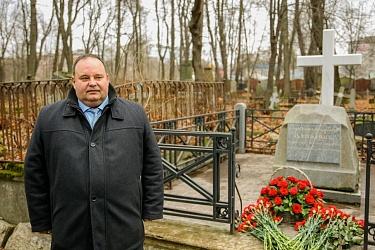 245 лет со дня рождения Егора Францевича Канкрина: сотрудники Федерального казначейства почтили память выдающегося финансиста
